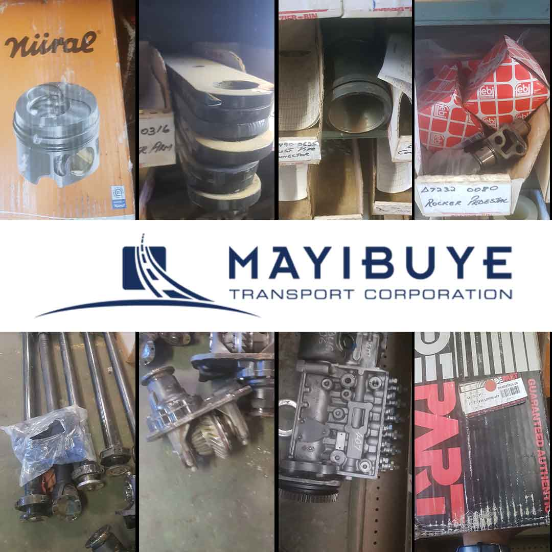 MAYIBUYE TRANSPORT CORPORATION ONLINE OFFERS AUCTION (Nov 1)