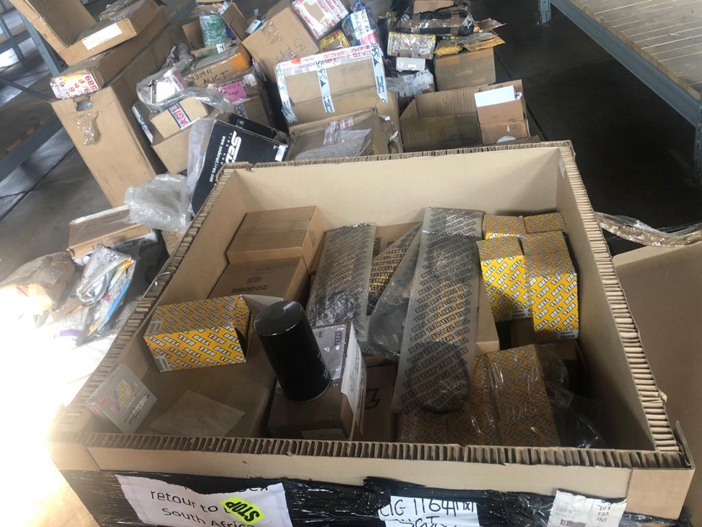 SARS Online Auction – Loose Goods – 16 Sept