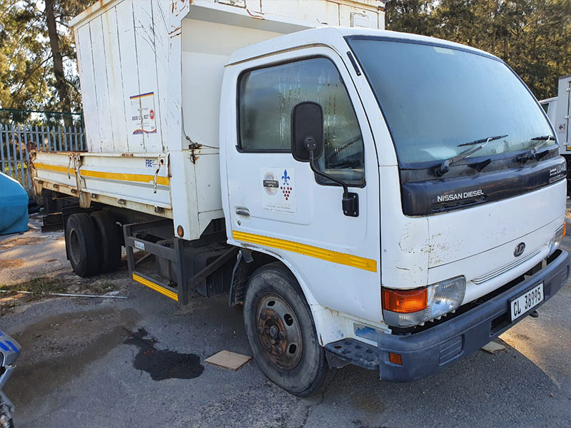 Onsite Auction – Movable Assets and Impounded Vehicles, Stellenbosch