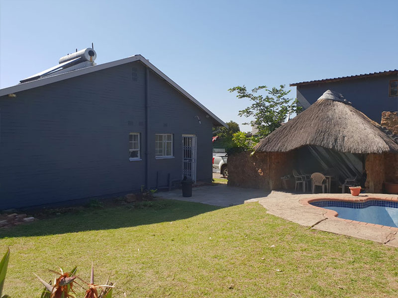 Timed Online Auction – Property in Witbank